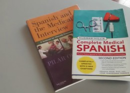 medical Spanish books