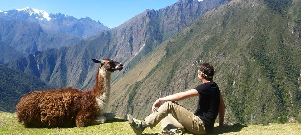 Visiting the Andes Mountains
