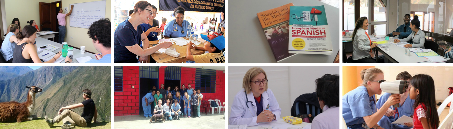 Healthcare professionals participating on medical Spanish immersion program