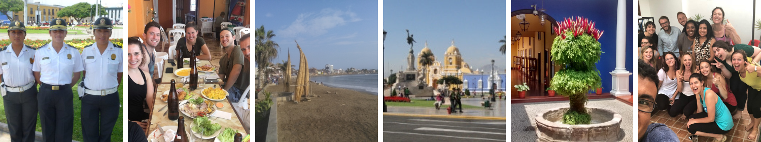 Images of Trujillo, Peru